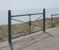 New Railing for Sea View Ave